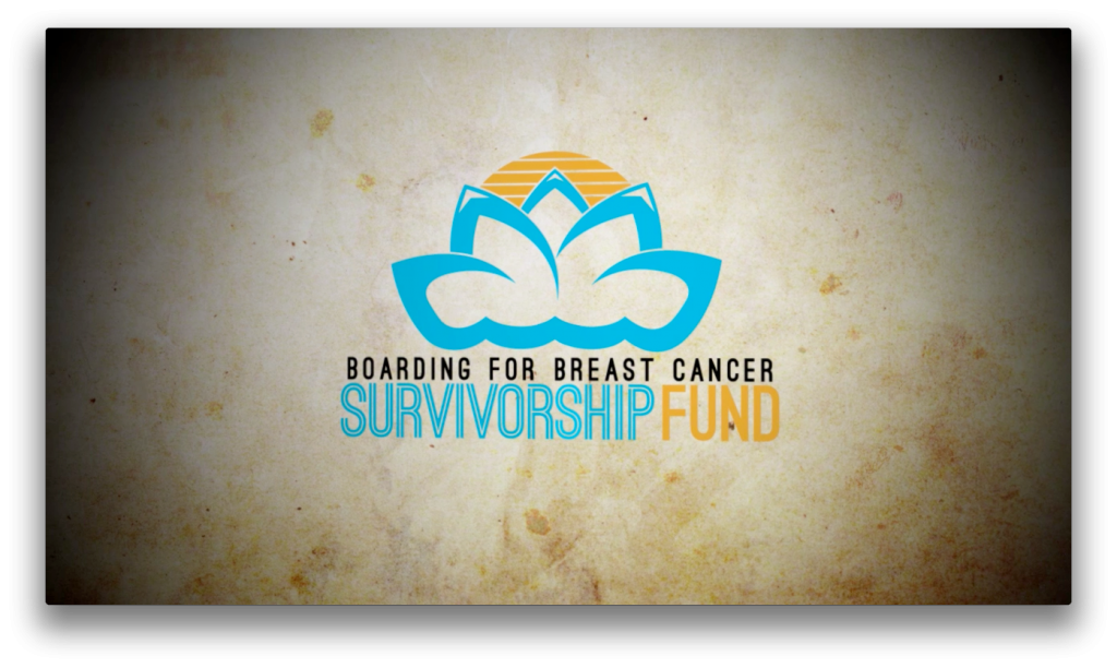 Boarding for Breast Cancer Survivorship Fund Logo