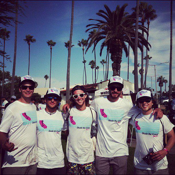 Nonprofit Event Skate The Coast Raises Over $21,000 in Funds! And Mittun Was The Top Fundraising Team!