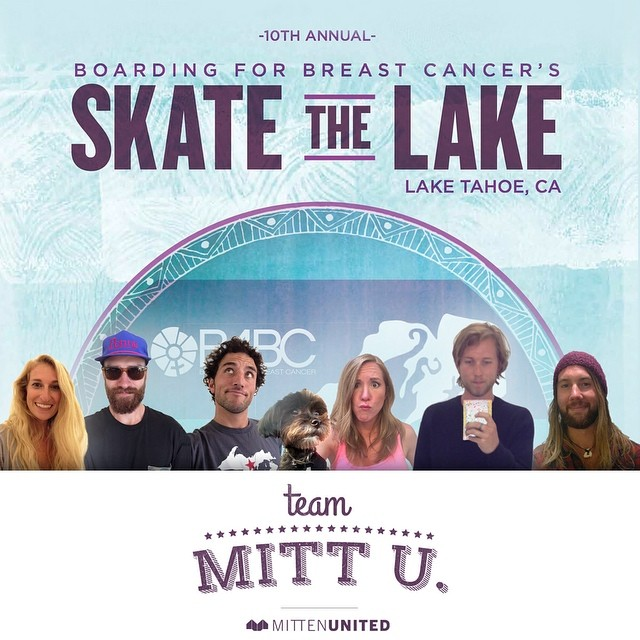 Nonprofit Partner Event: B4BC Skate The Lake 2014 Recap