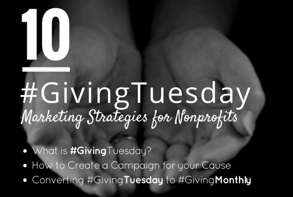 10 Giving Tuesday Marketing Strategies for Nonprofits | Mitten United Design Agency
