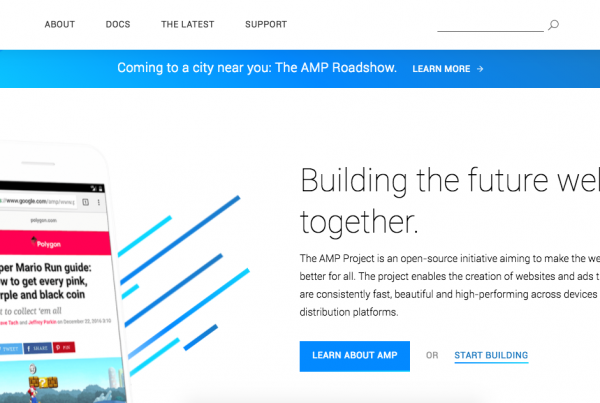 Accelerated Mobile Pages - AMP Websites that load fast AF